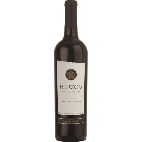 Herzog Special Reserve Lake County