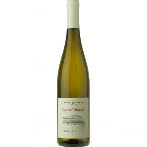Carmel Single Vineyard Riesling