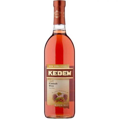 Kedem Light Kiddush Wine