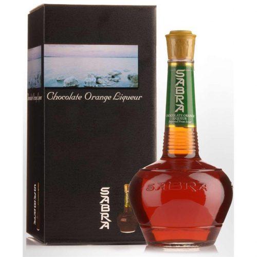 Sabra Choc Orange Liquer