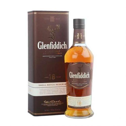 Glenfiddich 18YR Old