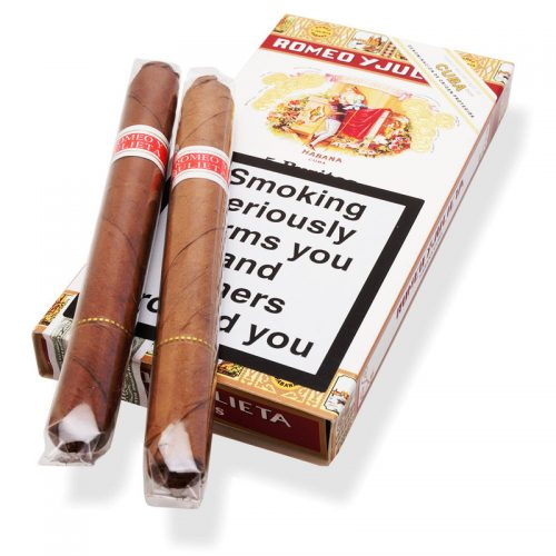 Romeo_Y_Julieta_Miniature_Puritos_Small_Cuban_Cigars_machine_rolled_pack_of_5
